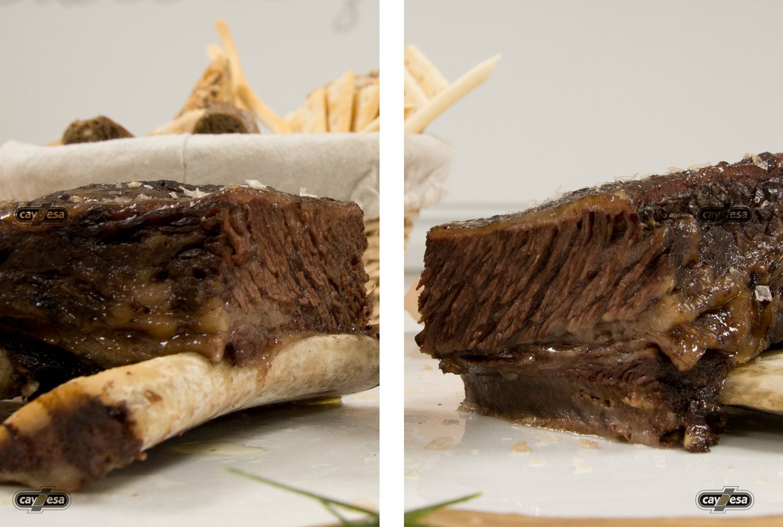 Churrasco de Carne madurada