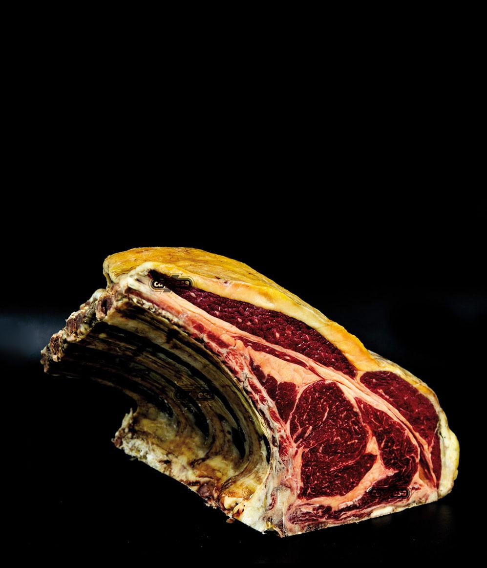 Carne madurada Rubia Gallega